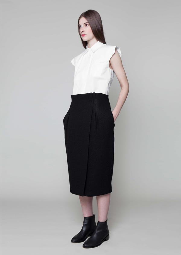 Matière Noire Hadar Skirt - Black