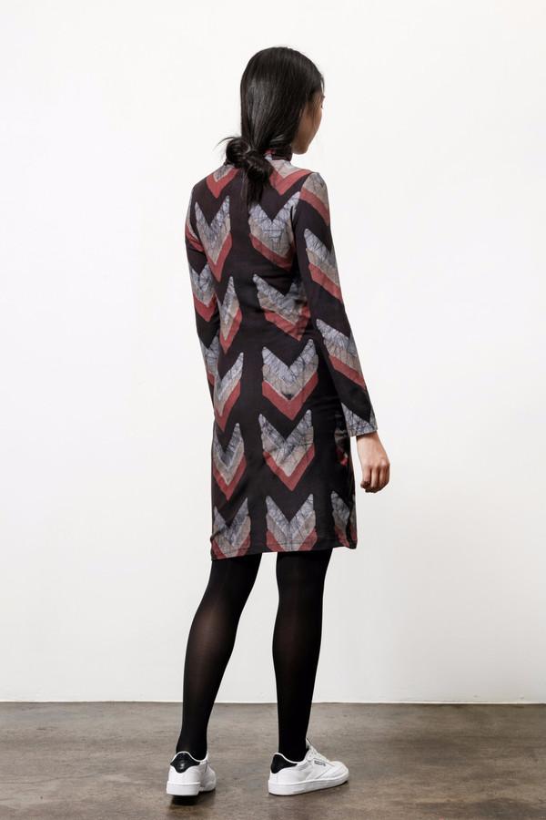 Osei-Duro Kendo Turtleneck Dress