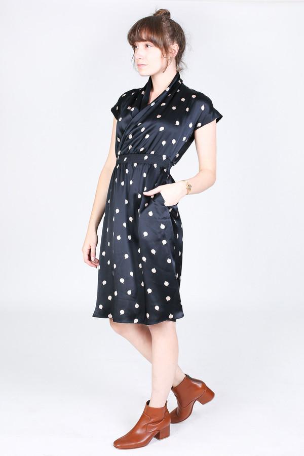 Tracy Reese Cross front dress in belle de jour