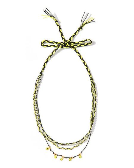 Venessa Arizaga Happy Talk Necklace