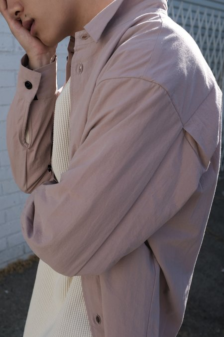 MAN-TLE R9 Shirt 1 - Pink Sand Bio Wash