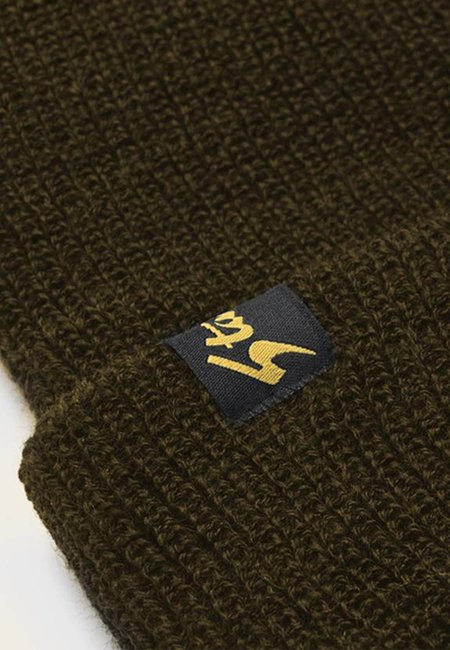 Stan Ray Watchcap Beanie - olive wool