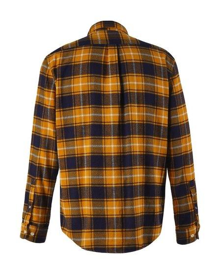 Portuguese Flannel Park Shirt - Yellow