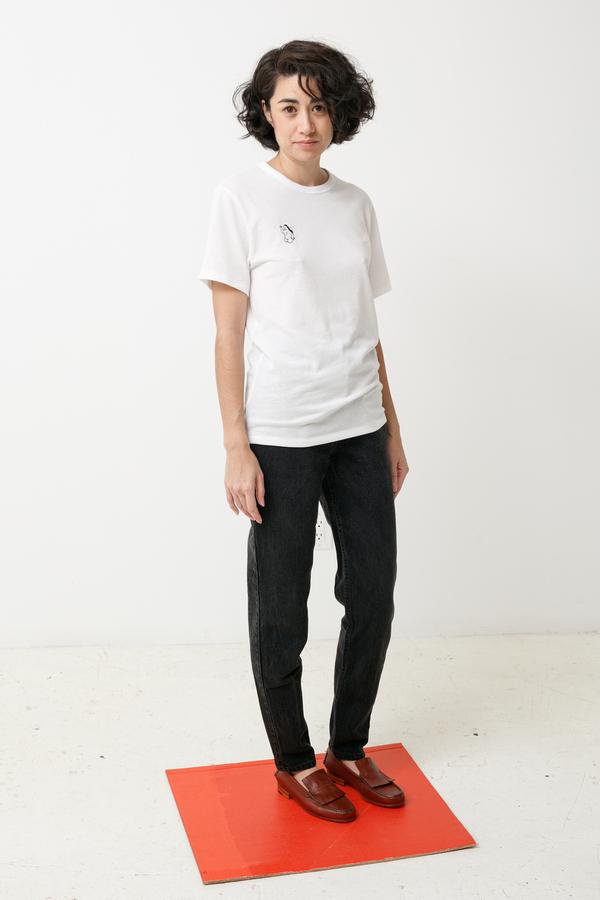 Camilla Engstrom Husa Sleeping Tshirt