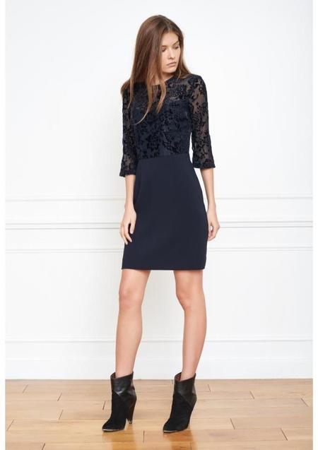 MKT STUDIO Riscosi Dress - Blue