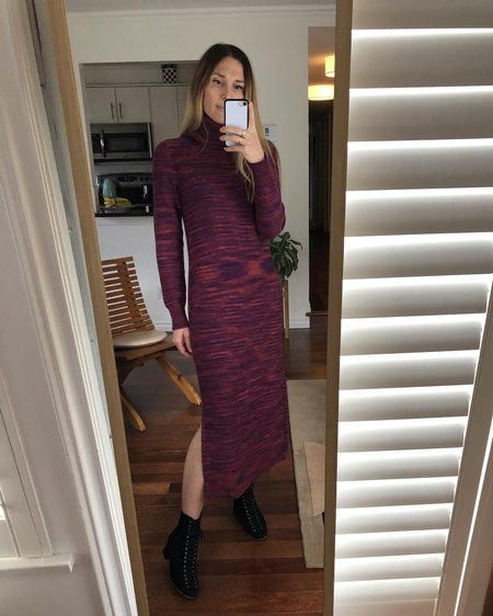 MILA ZOVKO Kai Dress - Space Dye