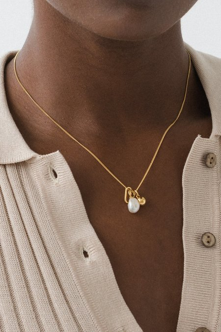 Flash Jewellery Vacation Charm Necklace