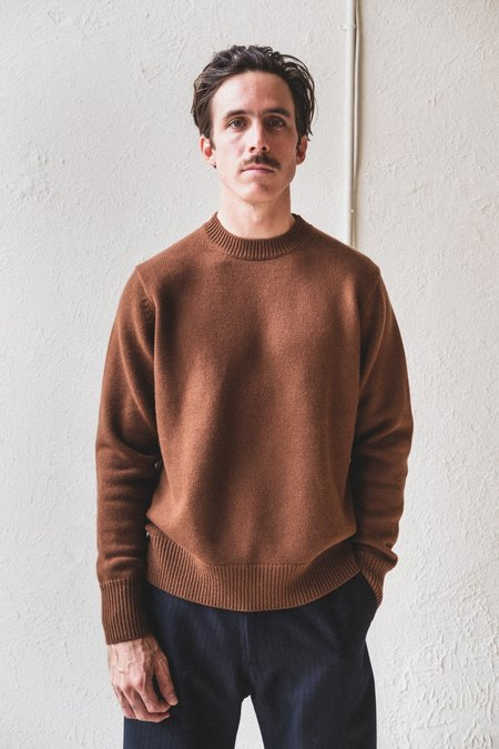 Studio Nicholson Sorello Sweater - Praline