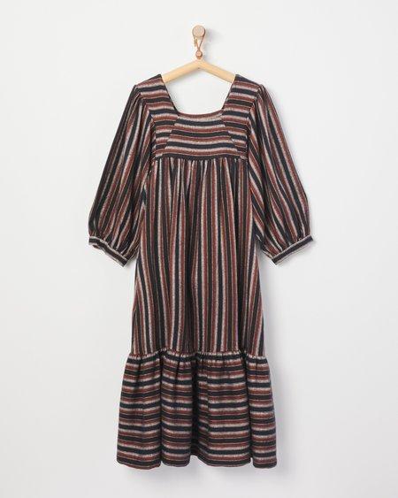Sugar Candy Mountain Big Sur Dress - Roma Stripe