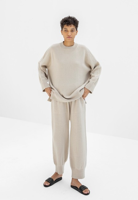 Lauren Manoogian New Arch Pants - Antique