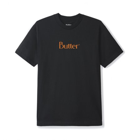 Butter Speckle Classic Logo - Black