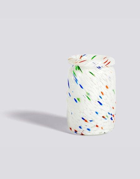 Hay Splash Vase - Lemon Swirl
