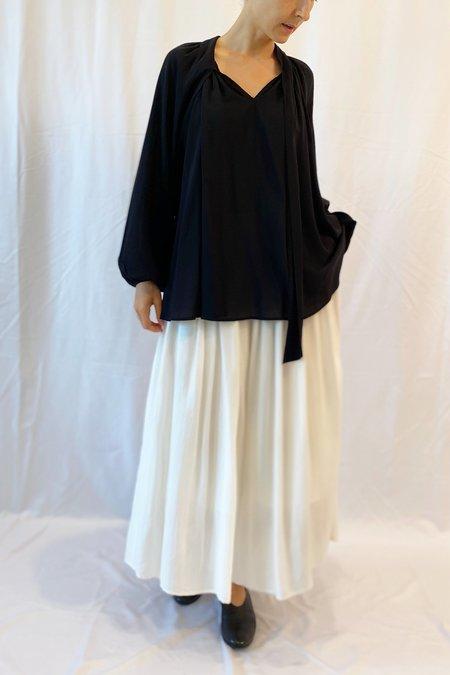 a mente Dressy Shiring pants - White