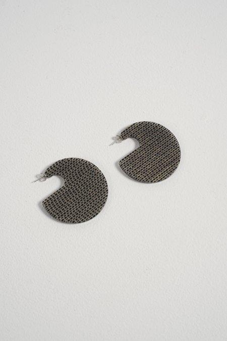 Rachel Comey Camille Earring - Black Multi