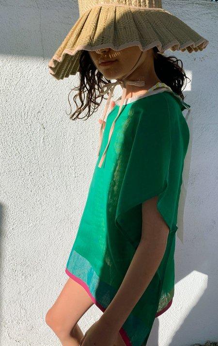 Two Kids Caftan - Green