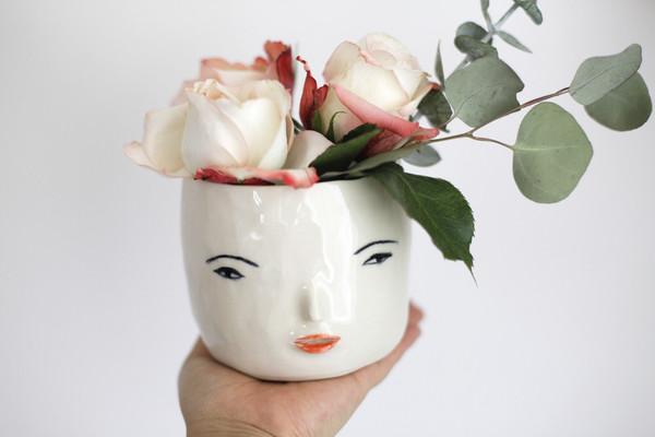 Rami Kim Face Pot