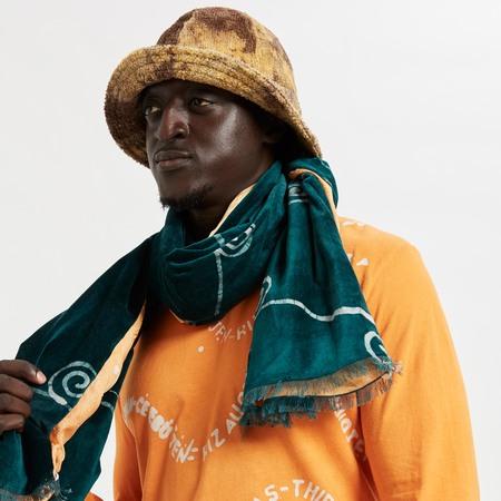 Post-Imperial ELEGUSHI HAT - Brown/Orange