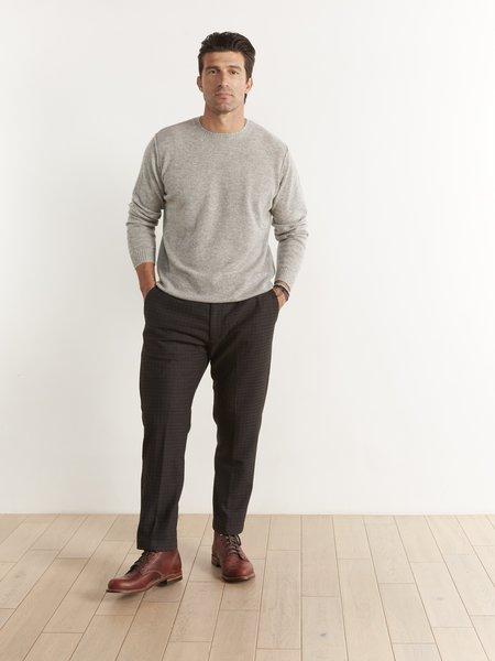 CLOSED Atelier Tapered Pants - DARK LAVA
