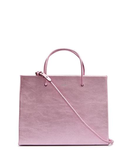 Medea Small Tote Bag - Pink