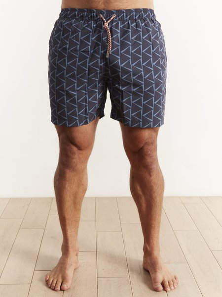 CLOSED Swim Shorts - DARK KNIGHT