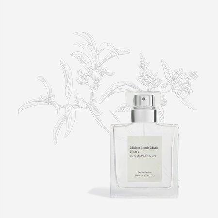 Maison Louis Marie Eau de Parfum - No. 04 Bois de Balincourt