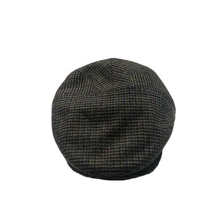 Bailey Hats Rish hat - Olive Plaid