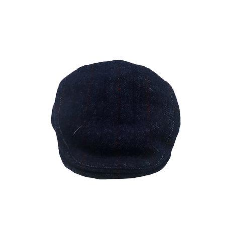 Bailey Hats Kenon hat - Dark Denim