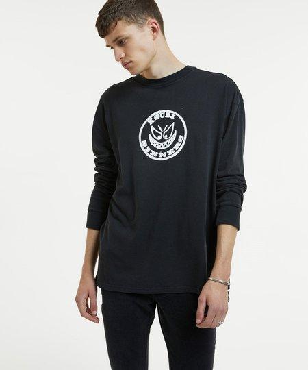 Ksubi Warp Long Sleeve - True Black
