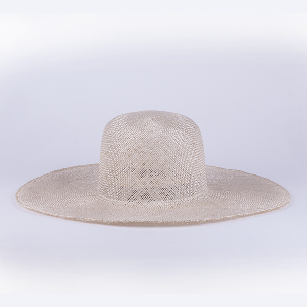 Brookes Boswell Newell Straw Hat