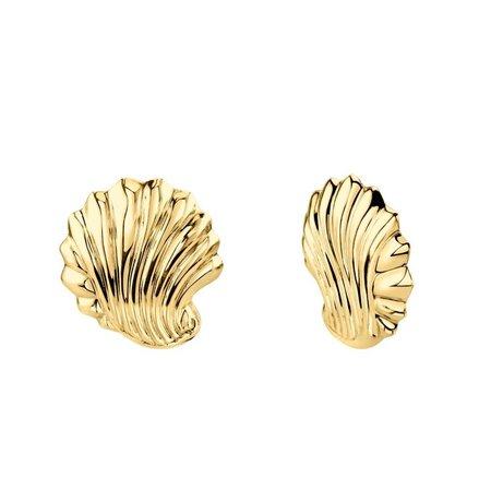 Gabriela Artigas Shell Earrings