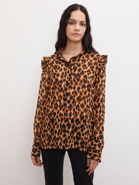 By Malene Birger Willow Top - Tan