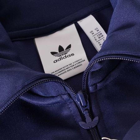 Adidas Originals Argyle Track Top - Indigo