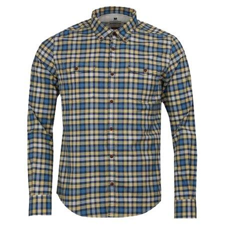 Barbour International Steve Mcqueen™ Output Check Slim Fit Shirt