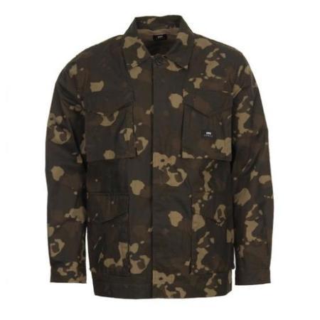 Edwin Corporal Jacket - Camo Khaki