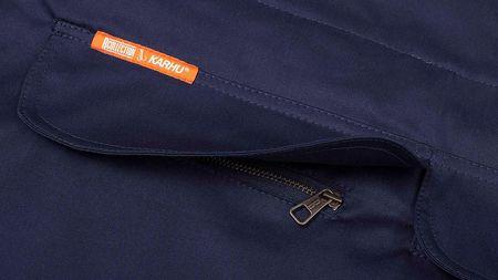 KARHU KB8219 XL Anorak Bag - Patriot Blue/Patriot Blue