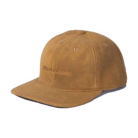 MANASTASH POLARTEC CAP - Mustard