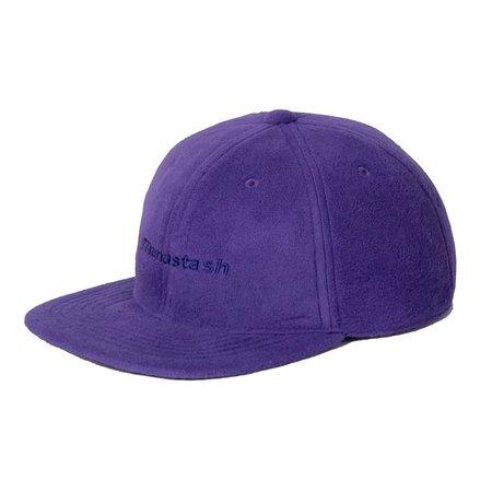 MANASTASH POLARTEC CAP - Purple