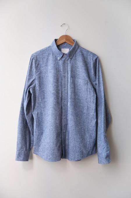 Boy+Girl long sleeve POCKET WOVEN shirt