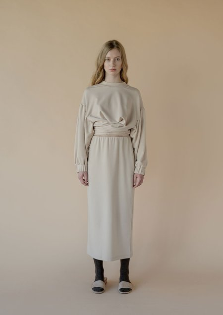 Vestige Story Discourse Skirt - Blush