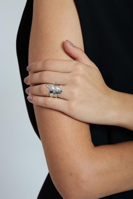 LAU 22.11 Ring - Silver