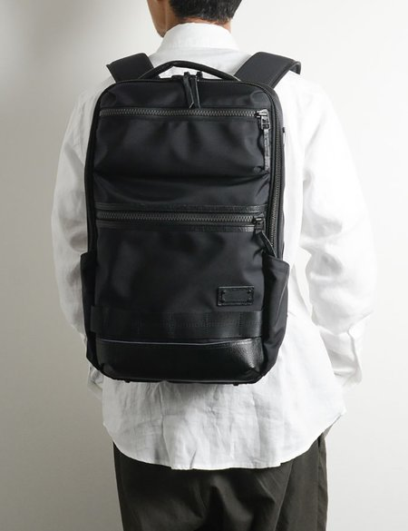 Master-Piece Rise Backpack - Black