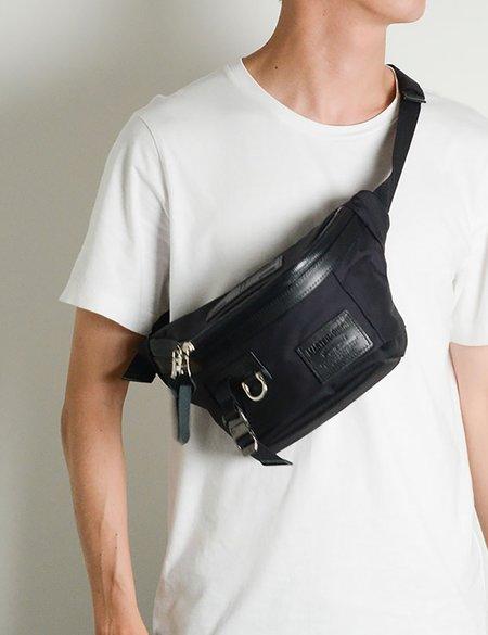Master-Piece Potential Ver.2 Waist Bag - Black