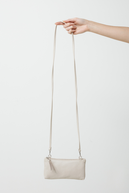 Clyde Monika Wallet Bag - stone