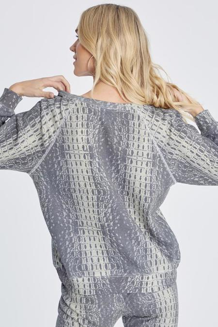Wildfox Couture Wetland Sommers Sweatshirt - croc