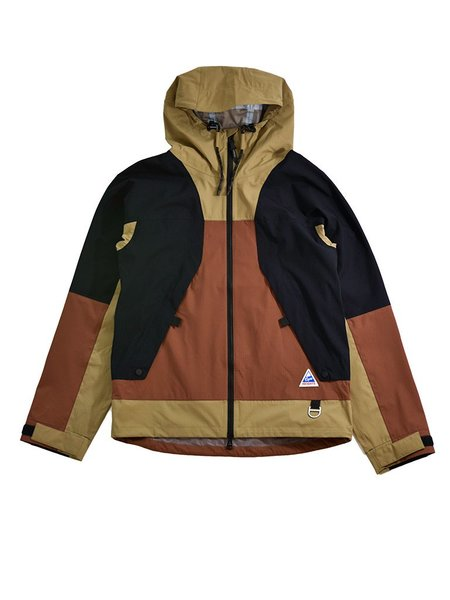 Cape Heights Alcurve Technical Jacket - Mink