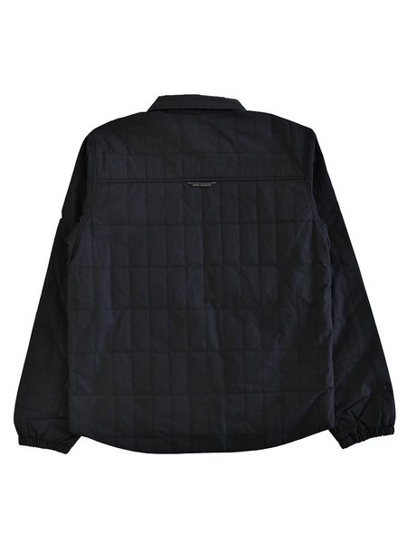 Cape Heights Anvik Quilted Shirt Jacket - Black