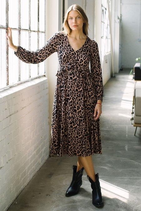 Rachel Pally Vivian Dress - Ocelot