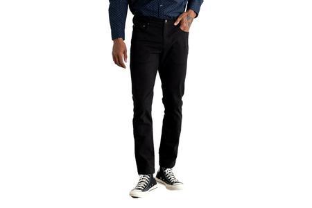 Bridge & Burn Bradley Slim Fit Pants - Black
