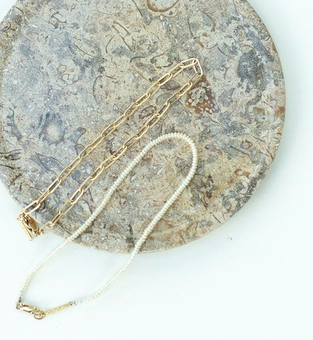 Grace Lee Pearl Seed Bracelet
