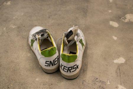 Golden Goose Ballstar Sneaker - White
